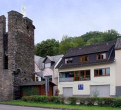 Aussenansicht Mainzer Straße Nr. 20, Rheindiebach